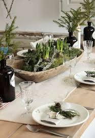 Rustic Christmas Centerpieces - 25 cozy rustic christmas table décor ideas shelterness