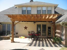 Pergola Designs With Roof by Exterior Handsome Outdoor Living Space Design Ideas With White