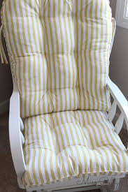 Rocking Chair Cushion Nursery Cushions For Baby Nursery Rocking Chairs Ba Room In Prepare 11