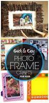 Photo Frame Ideas Best 25 Frame Crafts Ideas On Pinterest Picture Frame Crafts