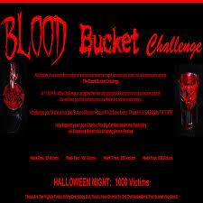 Challenge Blood Murder House