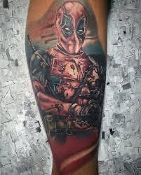 deadpool tattoo 31 best artists top shops