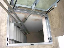 basement bulkhead doors cost installing basement hatch door
