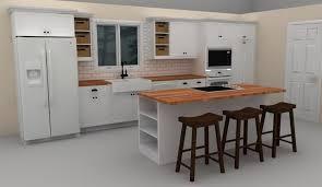 Free Kitchen Makeover - free 3d kitchen design software download ikea room planner app