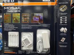 dsi indoor outdoor led flexible lighting strip sylvania mosaic led lights costco www lightneasy net
