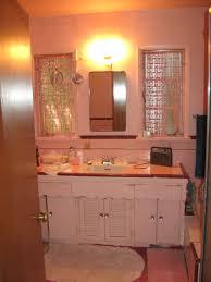 1950s Home Decor by Update Bathroom Lighting In 1950s Bathroom Interiordesignew Com