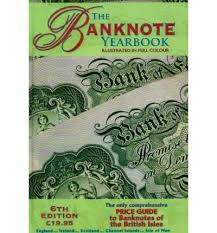banknote yearbook banknote yearbook w mussell 9781870192873