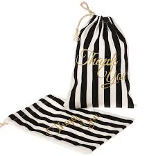 black and white striped gift bags cheap black white gift bags find black white gift bags deals on