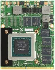 carte graphique pc bureau pc portable gamer évolutif msi commercialise des modules mxm