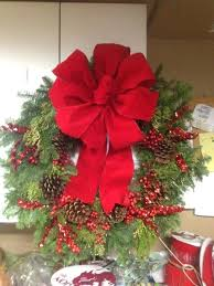 battery wreath cordless lighted wreath with