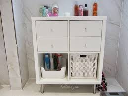 Expedit And The Bathroom Sink Ikea Hackers Ikea Hackers by Kallax Ikea Store In The Bathroom More Ideas Http En Ikea