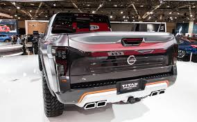 Nissan Titan Concept Nissan Titan Warrior Concept Picture Gallery Photo 78 78 The