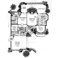 tudor style house plan 3 beds 2 50 baths 2452 sq ft plan 310 532