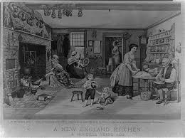 kitchen cabinet 1800s new england kitchen a hundred years ago more than that now it s