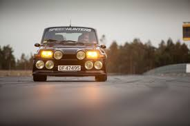 renault rally road to rally high five to the maxi speedhunters