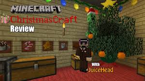 minecraft mod reviews christmascraft 2 1 0 youtube
