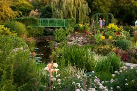 Overland Park Botanical Garden Overland Park Arboretum Monet S Garden Someday Pinterest