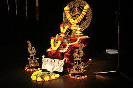 arangetram decoration praapthi decorations