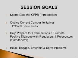 consumer financial protection bureau 203 the consumer financial protection bureau higher education s