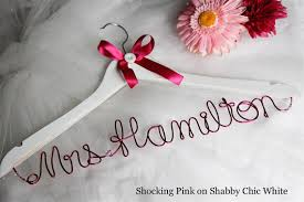 personalized wedding hangers personalized wedding dress hangers vote weddingbee