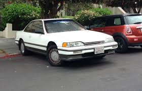 jdm acura legend curbside classic 1988 acura legend coupe u2013 precision crafted