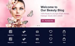 Website For Makeup Artist 15 Make Up Artists Wordpress Themes U0026 Templates Free U0026 Premium