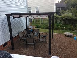 Lowes Patio Pavers by Outdoor Lowes Patio Gazebo Vinyl Pergola Home Depot Pergola