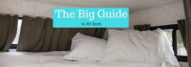 Rv Sofa Bed Mattress by Rv Mattress Rv Beds Motorhome And Camper Mattresses Outdoorsy