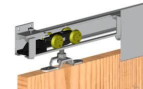 furniture pocket door hardware kit closet door tracks sliding
