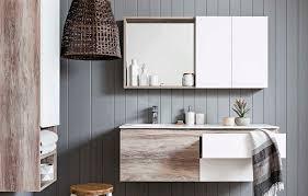 seven stunning non white bathrooms home beautiful magazine australia