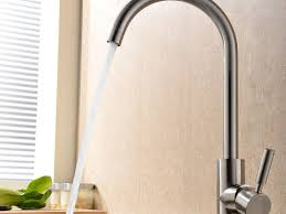 kitchen sink brushed nickel cold mixer stainless steel kitchen