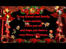 merry blessings wishes greetings e card quotes saying