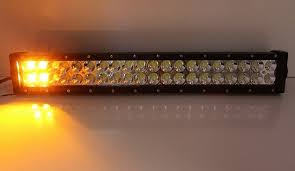 orange led light bar 120w white amber strobe led light bar dodge ram 3500 2500