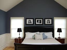 wainscoting bedroom ideas wainscoting ideas with grey wall and double windows for bedroom