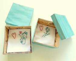 gifts for him 4 handkerchiefs to draw and draw