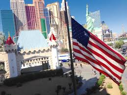 Flags Half Staff Today California After Shooting Business Of Vegas Moves On As Many Pause To Mourn