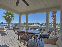 Orange Beach Alabama Beach House Rentals - southern comfort orange beach waterfront vacation house rental