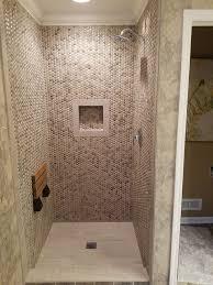 bathroom shower wall ideas 551 best bathroom pebble tile and tile ideas images on