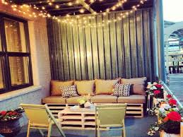 Balcony Design Ideas by Download Christmas Apartment Balcony Decorating Ideas