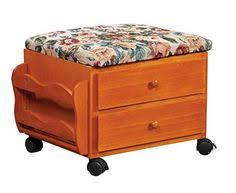 Rolling Ottoman The Mobile File Ottoman Not Only Provides Storage It Gives You A