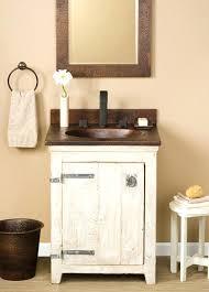 rustic bathroom cabinets vanities best of small rustic bathroom vanity and rustic farmhouse bathroom