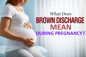 Light Blood In Discharge Is It Normal To Have Brown Discharge During Pregnancy