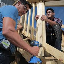 How To Build A Handrail On A Deck How To Build A Deck Wood Stairs And Stair Railings