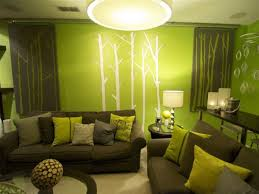 vibrant green and gray living rooms ideas green wall more boys
