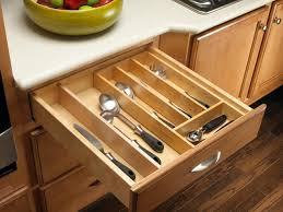 Lazy Susan Organizer For Kitchen Cabinets by Corner Built In Microwave Cabinet With Glass Door Upper