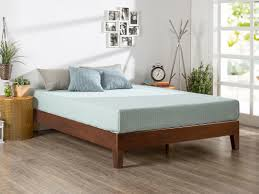 Wood Platform Bed Frames Ebern Designs Baley Solid Wood Platform Bed Reviews Wayfair