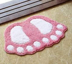 Non Skid Bath Rugs Gorilla Footprint Non Slip Bath Mat Or Bath Rug U2013 The White Rose Usa