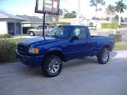 Ford Ranger Options List Of Options And Versions By Ford Ranger Ford Ranger Ford