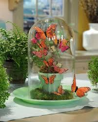 butterfly centerpieces butterfly centerpiece arrangement martha stewart