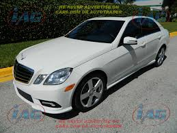 mercedes white mercedes benz for sale